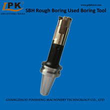 SBH Rough Boring Tool Used Boring Head + LBK Shank