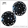 7 inch metal bonded concrete diamond grinding disc