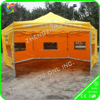 dome hex folding marqueen folding tent