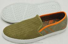 summer wearing shoes mesh upper men casual shoes