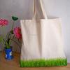 Plain natuarl cotton canvas shopping bag tote bag bulk, beautiful design cotton shopping tote bag, fashion cotton handbag