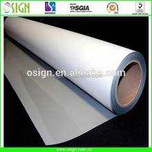 PVC plastic material digital roll up banner media / printing X banner for stand display