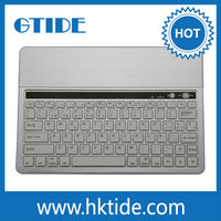 aluminum bluetooth wireless keyboard galaxy tab 3 keyboard case