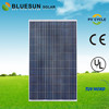 BLUESUN China made high quality Green energy sun power poly 250w panel solar for sale
