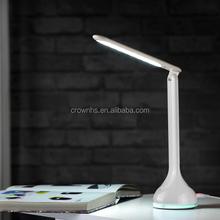 Color changing! Folding rechargeable led desk lamp, desk lamp,led table lamp