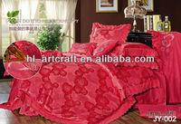 Wedding Jacquard Chinese Duvet Cover Sets JY-002