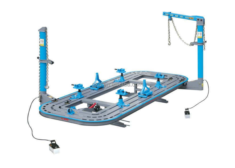 auto repair frame straightening machine