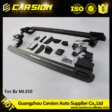 Auto parts accessories Electric running board for For ML350 W164 side step bar 4*4 auto accessories