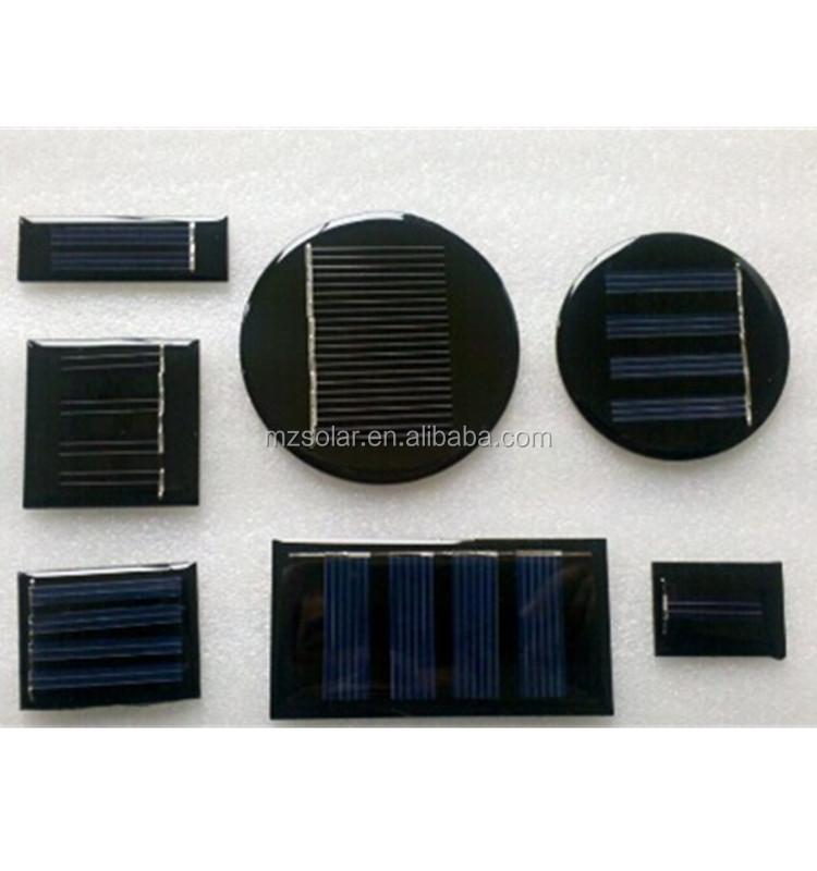 0.1-4WATT epoxy resin solar panel clear epoxy resin