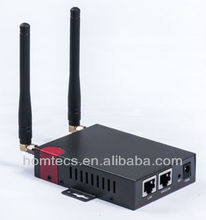 H20series Industrial M2M 2.4ghz 192.168.1.1 wireless router connect externa