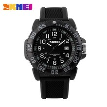 fashion 5BAR waterproof silicone bracelet slap wrist watch,free sample