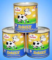 Vixu Daily Condensed Milk 380g Yellow