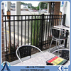 Novelties Wholesale China two rail ornamental wrought iron fence gates