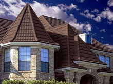 classical type metal roof tiles with 7 waves and 9 waves\stone coated roof tile