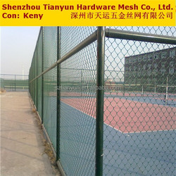 galvanized chainlink fence / cheap chain fence