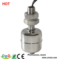 Robust resistance magnetic water tank level sensor