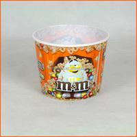 90oz Plastic halloween bucket