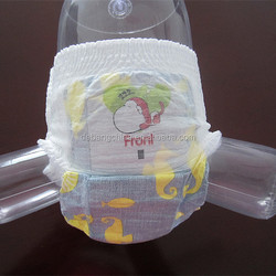 2015 new style sleepy baby diaper, disposable baby diaper in China