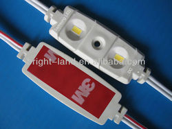 UL Approval Led Module 5630 / High Power Plastic Injection Led Module For Led Channel Light, Lightbox And Led Sign