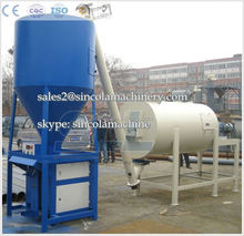 High efficiency dry mortar powder mixer/blender with OEM service