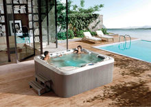 2014 MEXDA new design hot sale low price outdoor spa hot tub WS-590