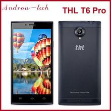 Octa Core Smartphone THL T6 Pro with MTK6592M 5Inch HD Screen and 1GB RAM 8GB ROM 2.0MP+8.0MP Dual Camera 3G WCDMA