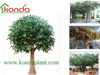 Best Selling Artificial big tree and artificial plant,make artificial ficus tree,bonsai tree plant plastic tree