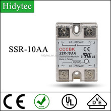 High quality fast delivery SSR-10AA Big Power SSR Relay