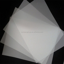 High Transparent PET Diffusion Film used for backlight module