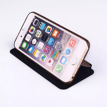 "For Apple iPhone 6 4.7"" Wallet Style Flip PU Leather Case with Photo Frame & Card Holder For iphone6 Smart Stand Skin Bags Cover"