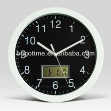 2015 digital calendar wall clock for sale