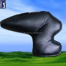 Unique golf club covers magnet golf headcove