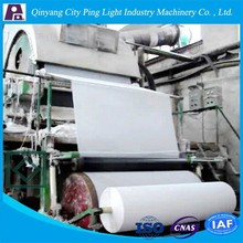 Rolling Paper Machine for Tissue Paper, Rice Straw Paper Making Machine, Paper Moulding Machine
