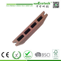 High quality cheap price wood plastic composite decking wpc
