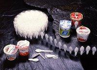 plastic fork packing machine