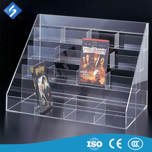 Good quality Clear Magazine & Newspaper Acrylic Holder