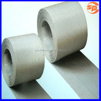 150x1400 mesh twill-dutch weave wire screen for air filter