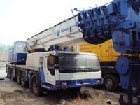 200 ton used tadano truck wheel crane for sale in Shanghai,Origin Japan