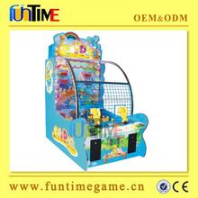 redemption games arcade games recreation water shooting arcade chase duck game machine