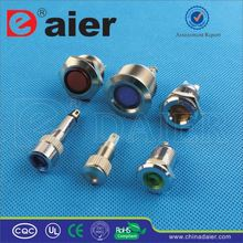 Daier double-color screw terminal indicator lighting