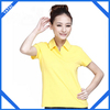 OEM plain dri fit polo shirts wholesale for women