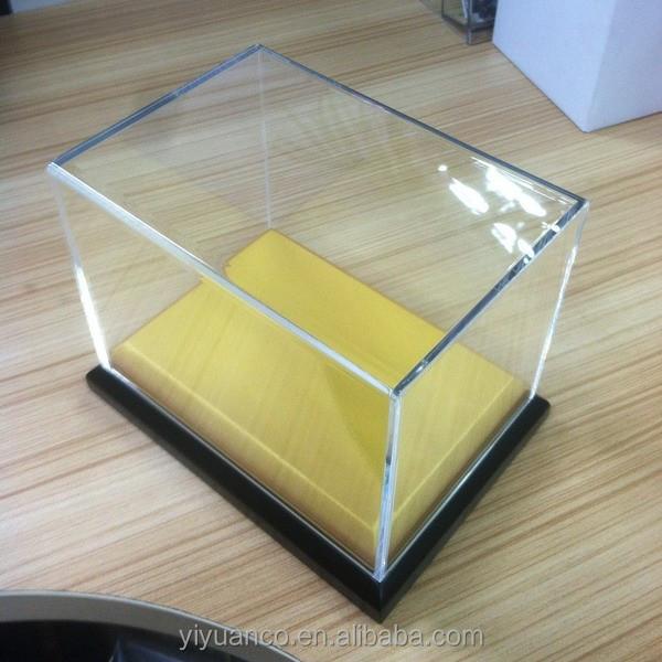 New products acrylic display case acrylic display box ikea for Ikea display box