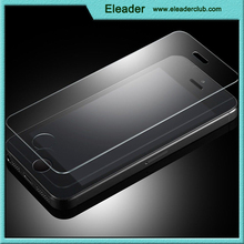 gold supplier for iphone 5/5s screen protector, tempered glass kind