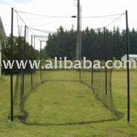 Baseball Kontted Batting Cage Nets