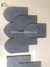 Villa Stone Chinese Simple Roof Design