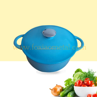 high quality enamel coating cast iron casserole ,cookware ,pot