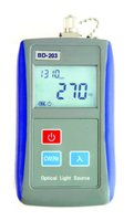 BD-203 optical laser source power meter/ Handheld Optical Light Source/ laser source(1-3 waves)