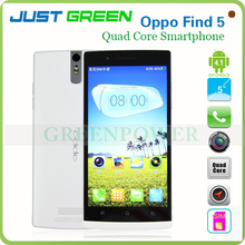 OPPO Find 5 5 Inch IPS Android 4.1 Quad Core dual camera mobile phone
