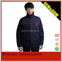 safety winter work clothes for industry use