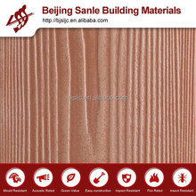 Fiber cement exterior cladding & siding